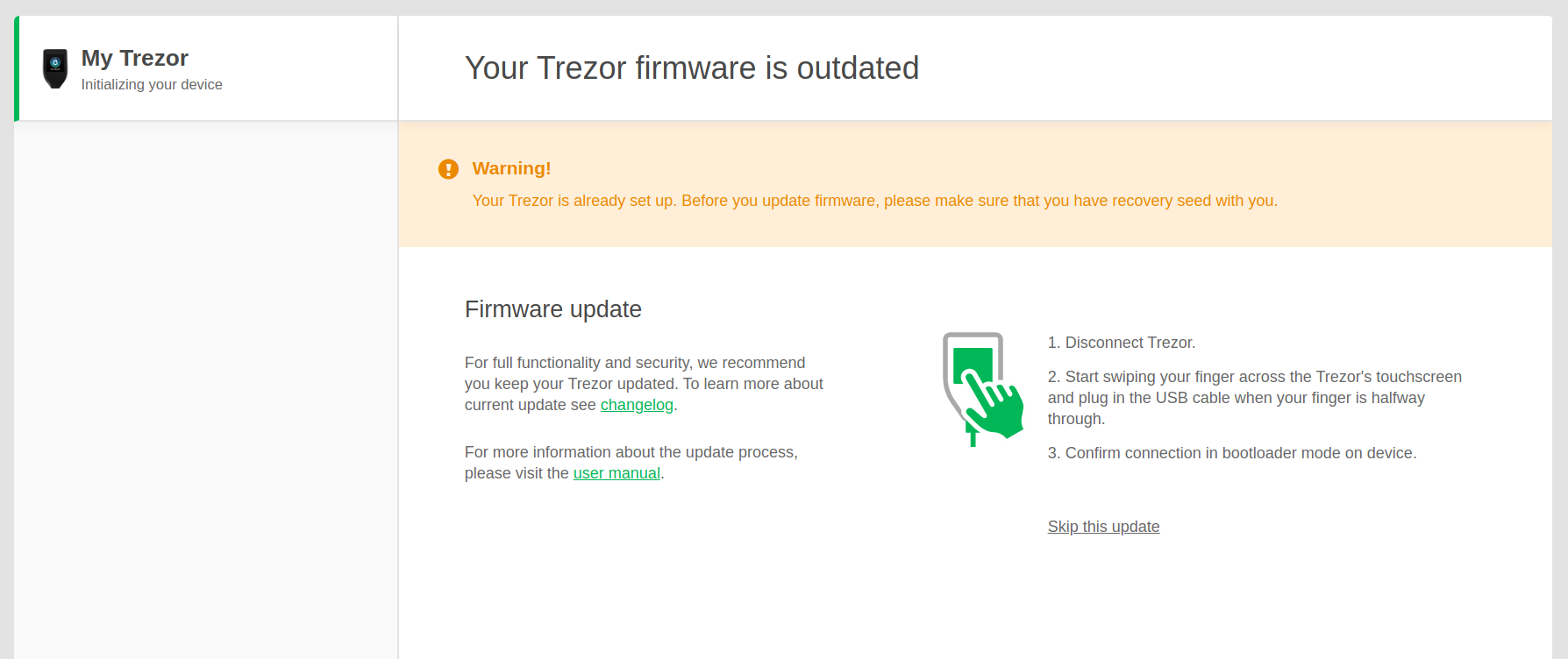 Wallet Trezor Firmware Update 0.png